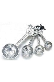 Ganz Measuring Spoons Teapot - Product Mini Image