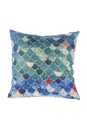 Ganz Mermaid Scales Pillow - Product Mini Image