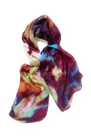 Ganz Metallic Edge Scarf - Product Mini Image