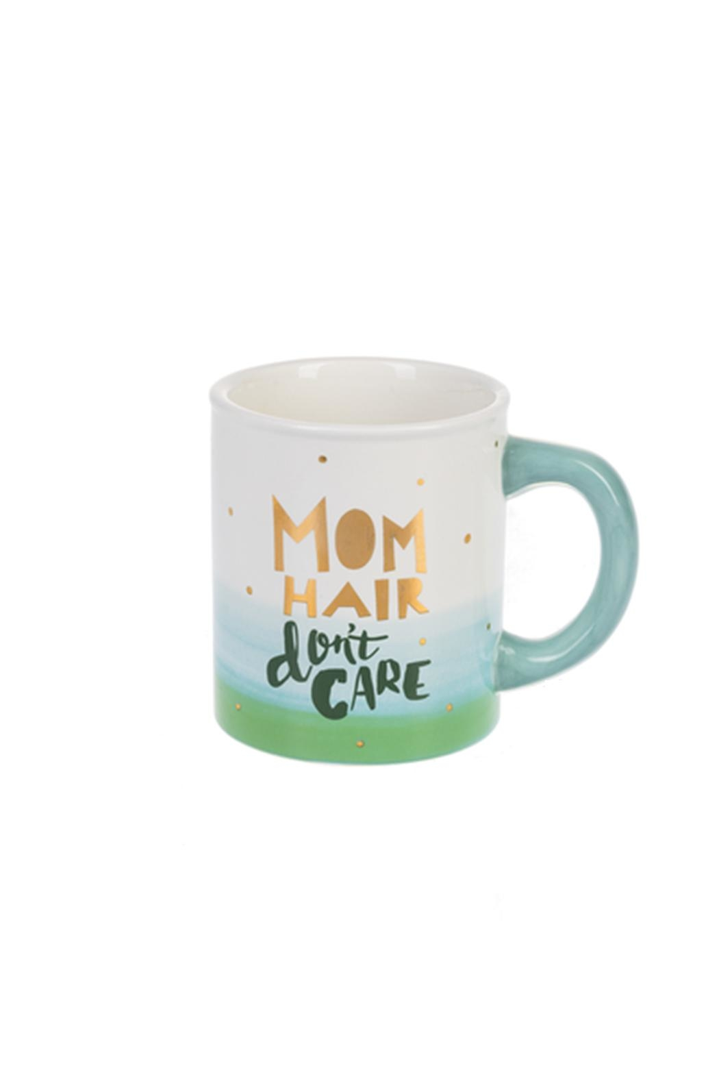 Ganz Mom Hair Mug - Main Image
