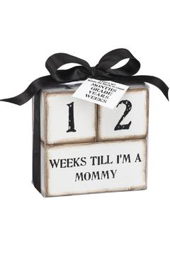 Shoptiques Product: Mommy Calendar Set