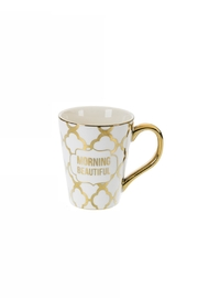 Ganz Morning Beautiful Mug - Product Mini Image