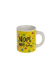 Ganz Not Today Mug - Product Mini Image