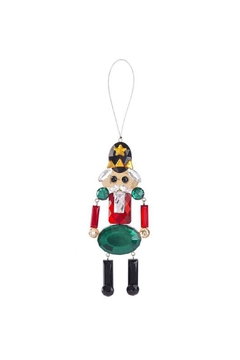 Ganz Nutcracker Ornament-Black - Alternate List Image