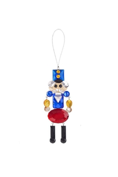 Ganz Nutcracker Ornament-Blue - Alternate List Image
