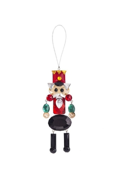 Ganz Nutcracker Ornament-Red - Alternate List Image