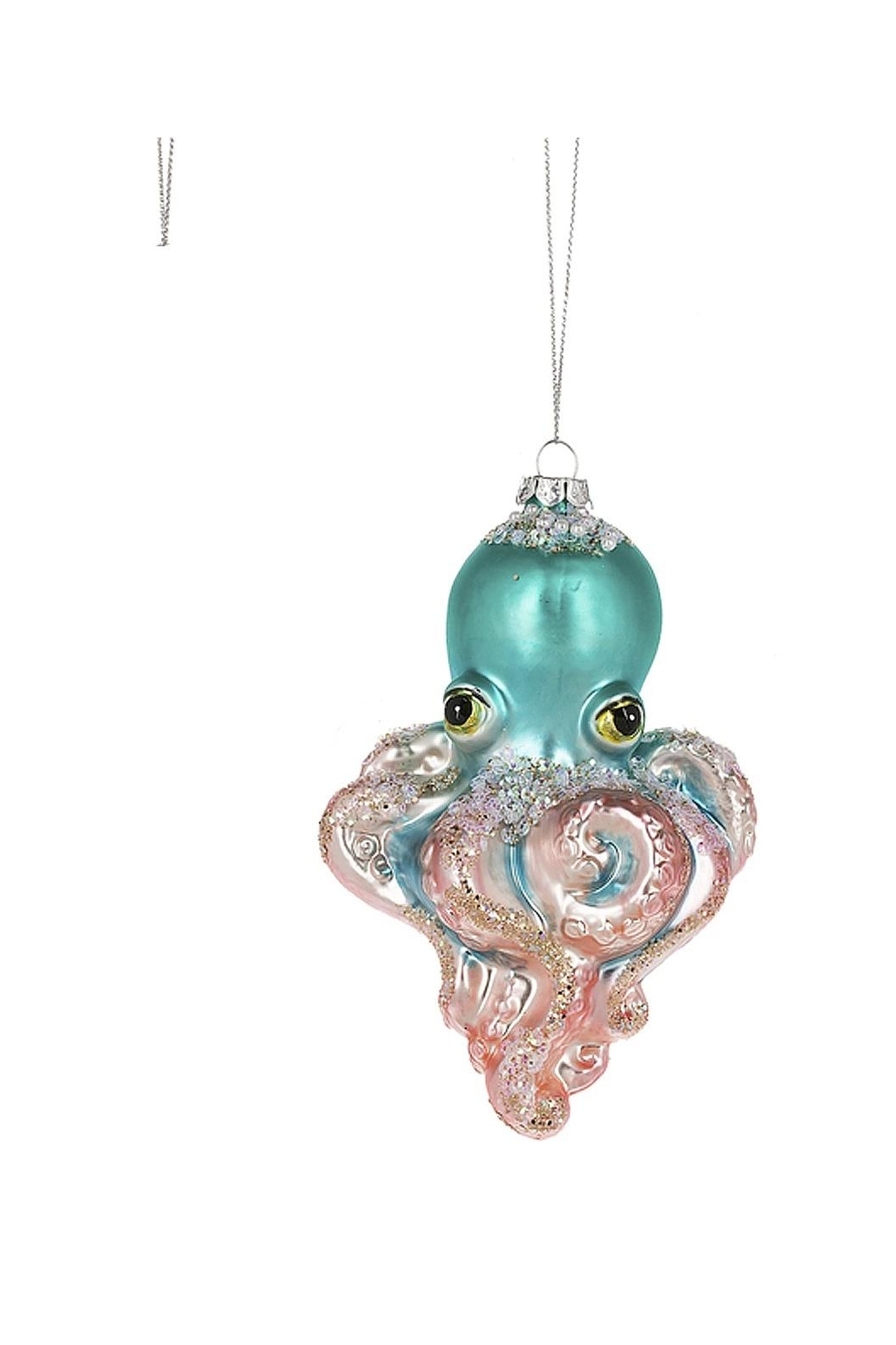 Ganz Octopus Ornaments - Front Cropped Image