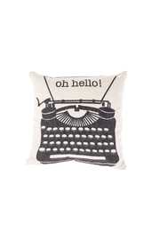 Ganz Oh Hello Pillow - Product Mini Image