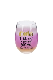 Ganz Omg Stemless - Front cropped