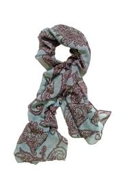Ganz Paisley Print Scarf - Product Mini Image