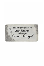 Ganz Pet Memorial One Stone - Front cropped
