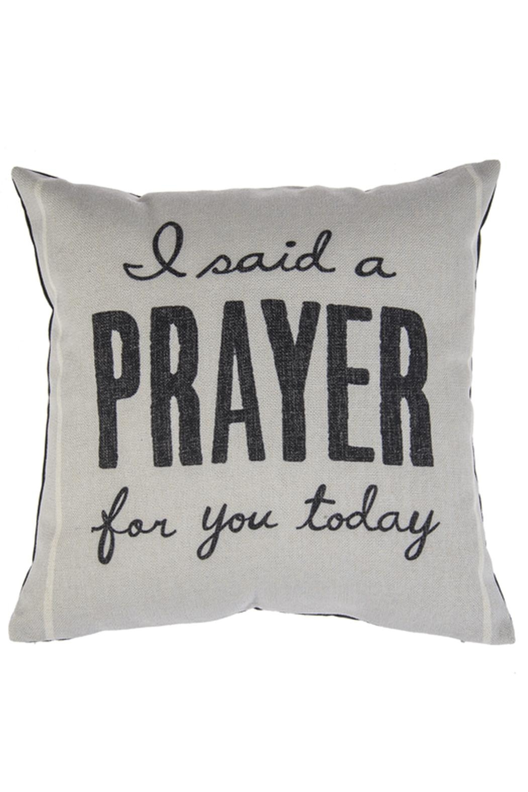 Ganz Prayed Pillow - Main Image