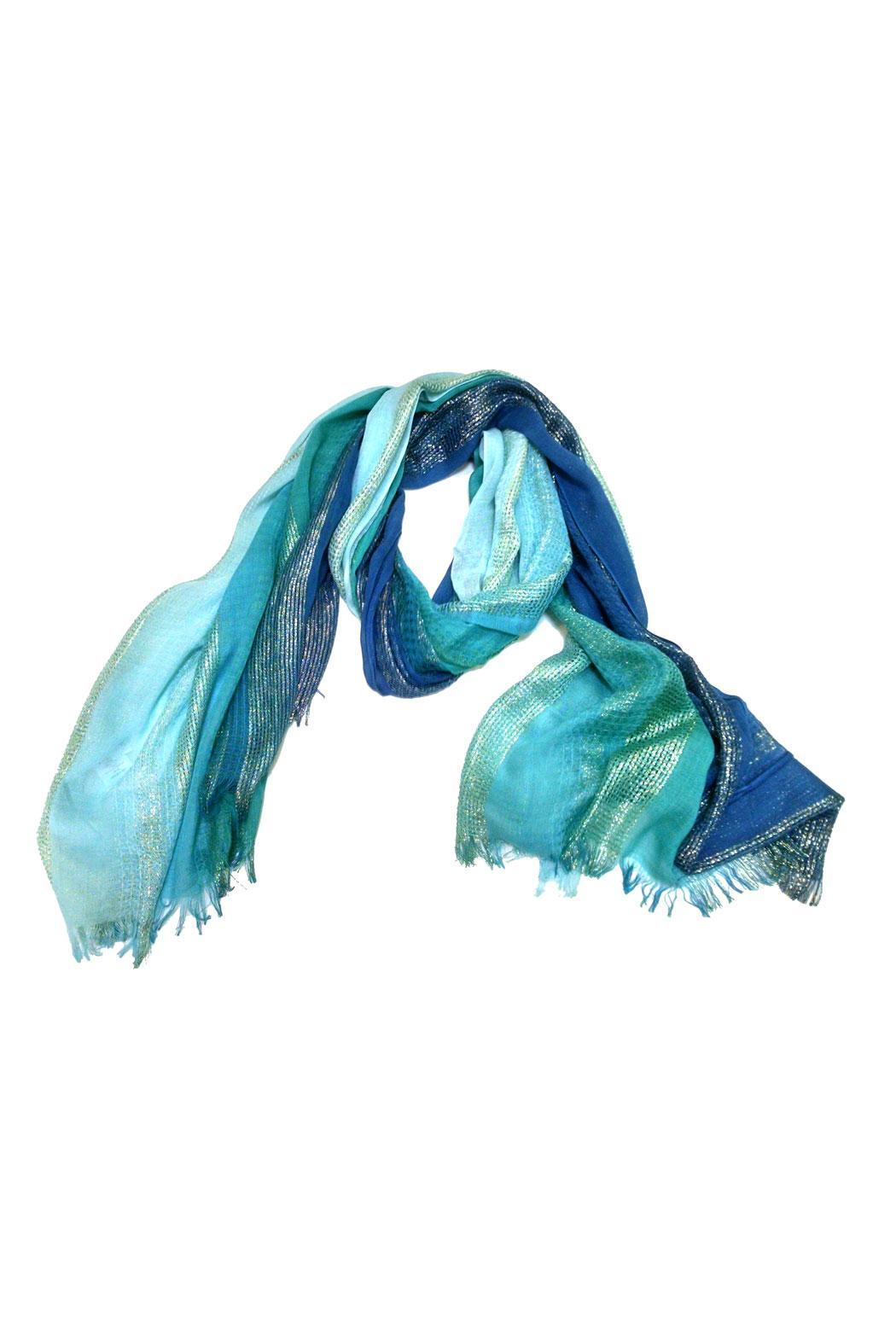 Ganz Sparkle Bright Scarf - Front Cropped Image