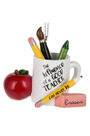 Ganz Teacher's Ornament - Product Mini Image