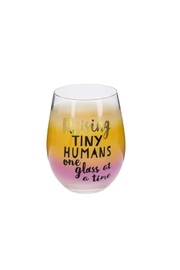 Ganz Tiny Humans Stemless - Product Mini Image