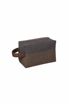 Ganz Travel Case Gray/brown - Alternate List Image