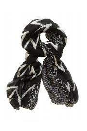 Ganz Tribal Pattern Scarf - Product Mini Image