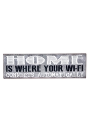 Ganz Wifi Plaque - Product Mini Image