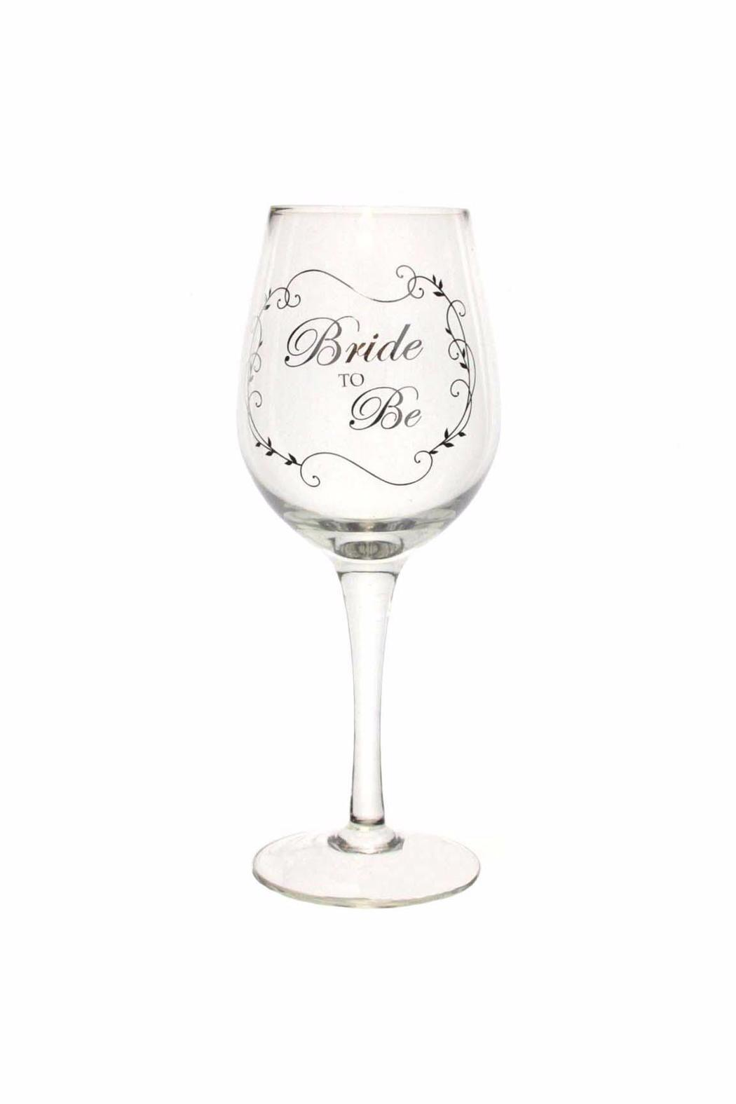 Ganz Wine Glass Bride-To-Be - Main Image