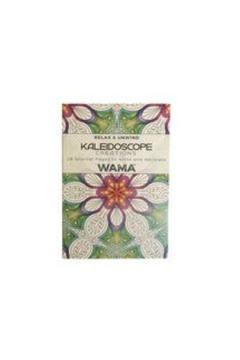 Shoptiques Product: Kaleidoscope Coloring Journal
