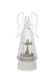 Ganz Gifts Swirling Angel Figurine - Front cropped