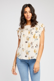 Gentle Fawn Garance Floral Top - Front cropped
