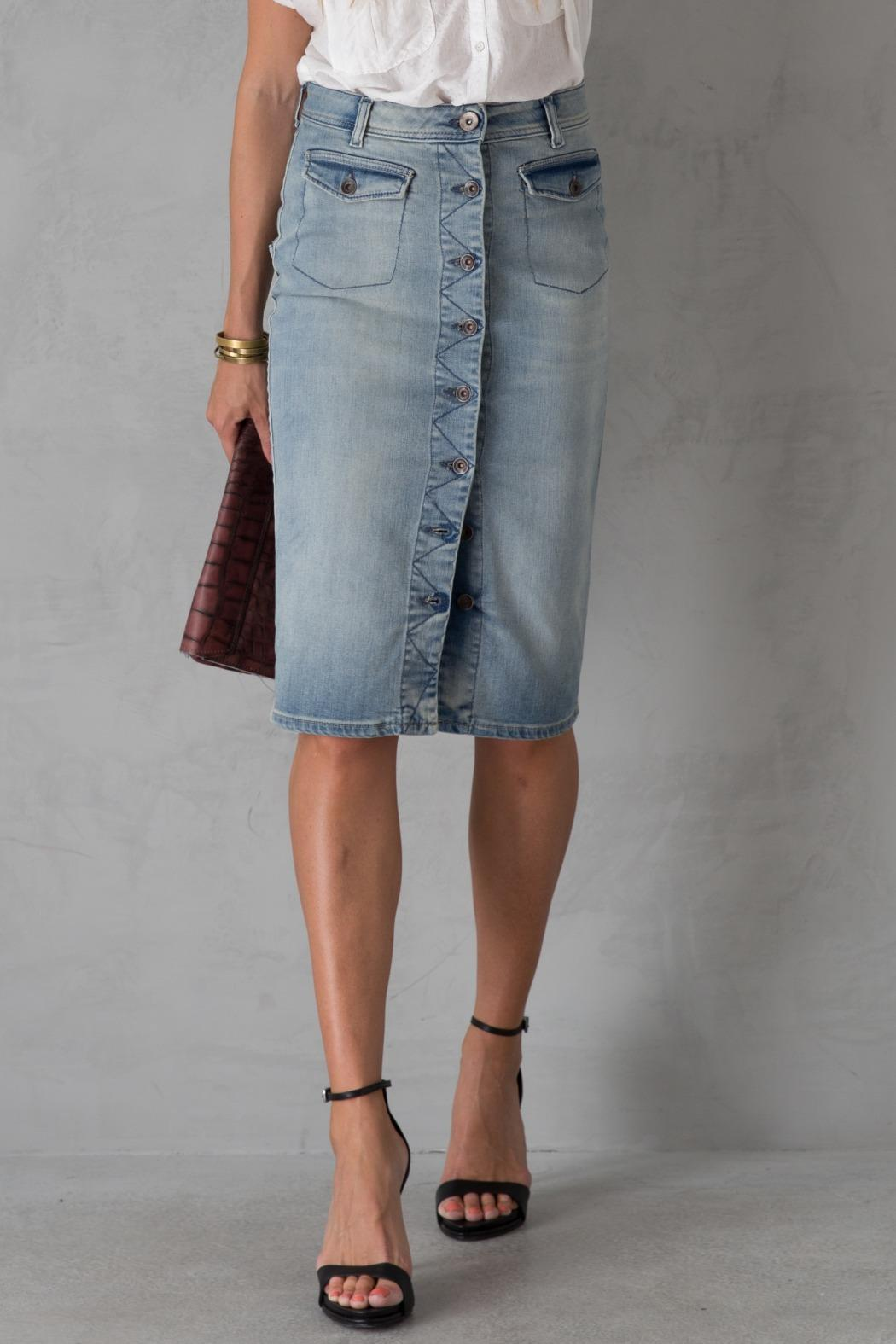 Garcia Jeans Denim Skirt from Canada by Manhattan Clothing ...
