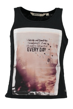 Garcia Jeans Graphic Tank Top - Product List Image
