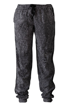 Garcia Jeans Printed Cuff Pants - Alternate List Image