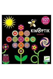 Djeco Garden 107-Pieces Kinoptik - Product Mini Image