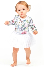 Rock Your Baby Garden Baby Dress - Side cropped
