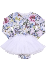 Rock Your Baby Garden Baby Dress - Front full body