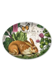 Michel Design Works Garden Bunny Soapdish - Product Mini Image