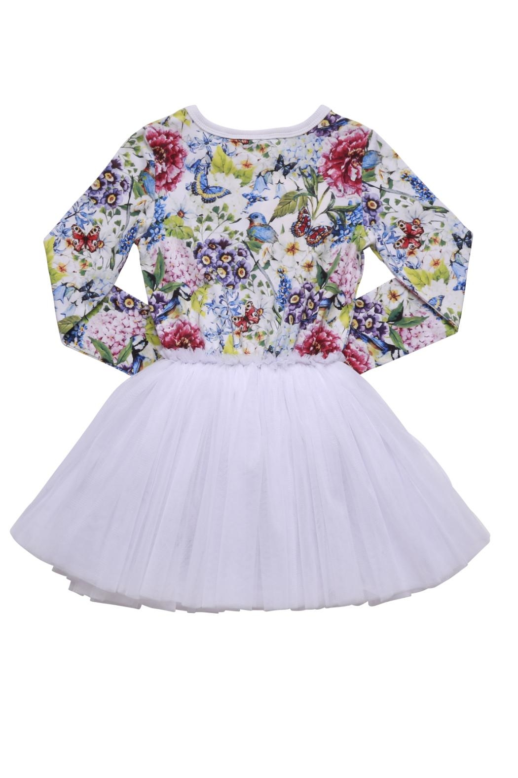Rock Your Baby Garden Circus Dress - Side Cropped Image