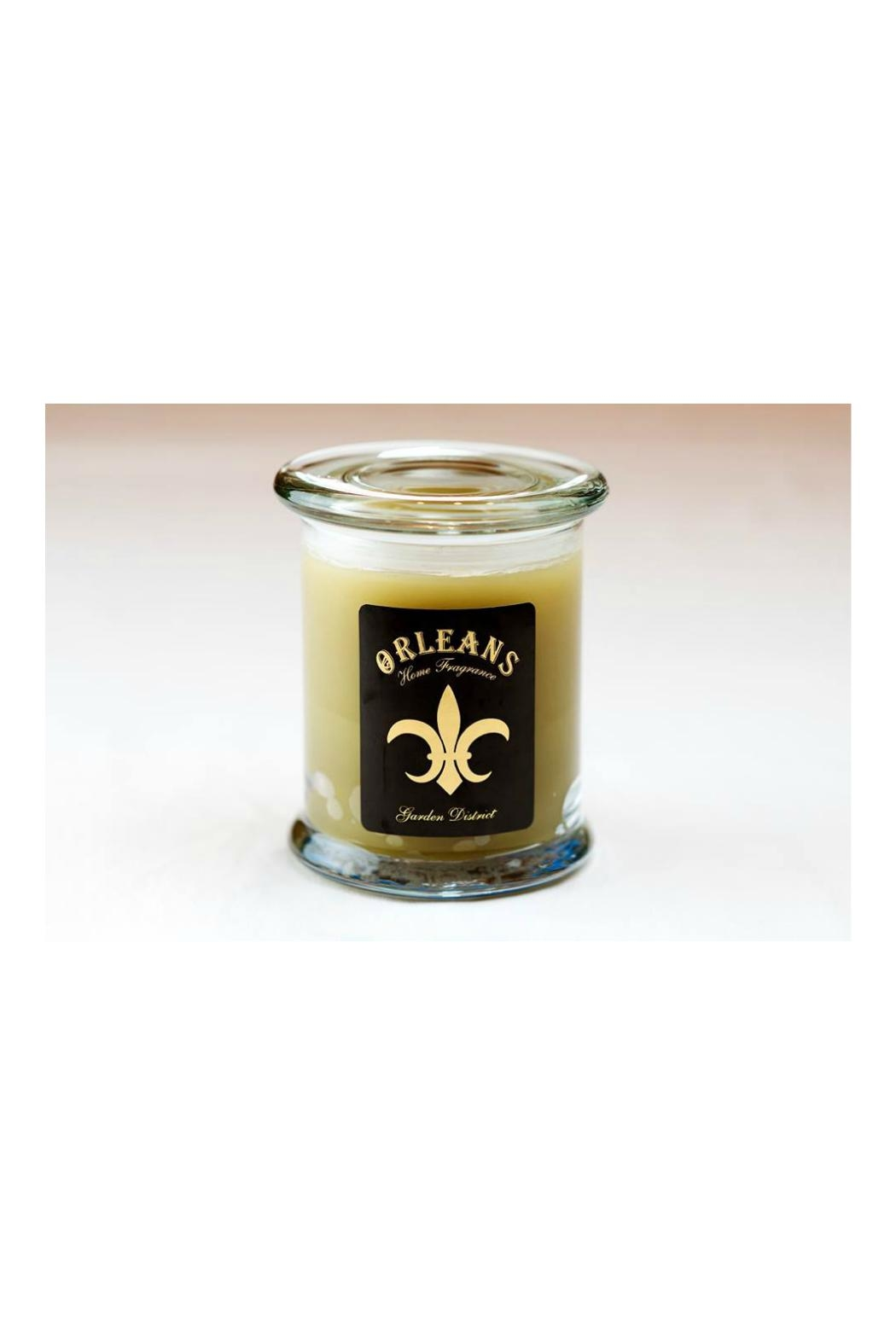 Orleans Home Fragrance Garden/district Orleans Candle - Main Image