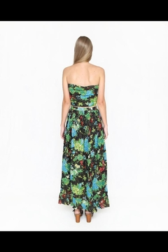 Fox In Gown Garden Floral Skirt - Alternate List Image