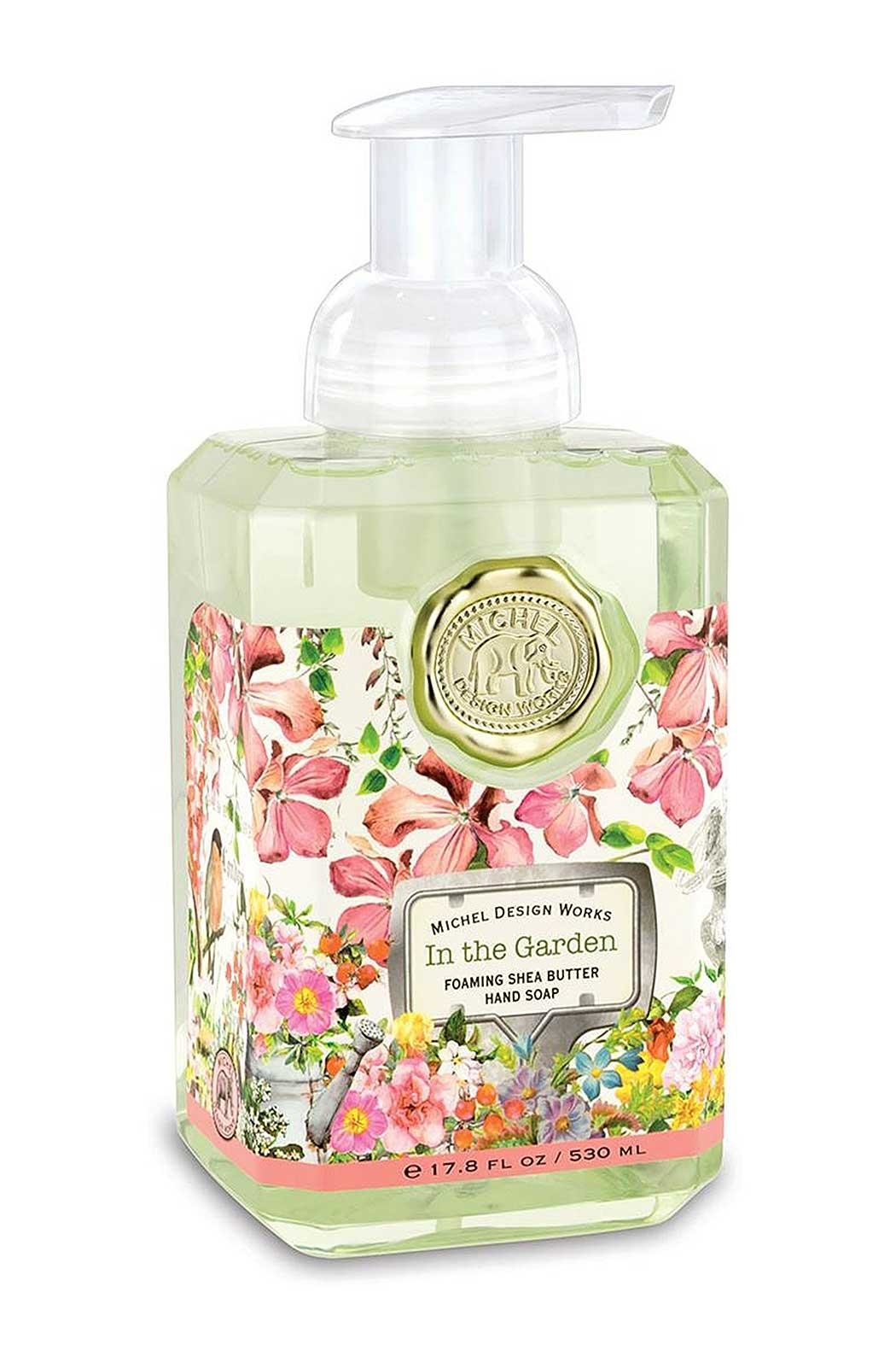 Michel Design Works Garden Foaming Handsoap - Main Image