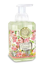Michel Design Works Garden Foaming Handsoap - Front cropped