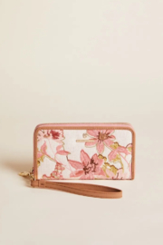 Spartina 449 Garden House Floral 449 Wallet - Product Mini Image
