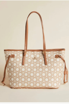 Spartina 449 Garden House Jet Setter Tote - Product List Image