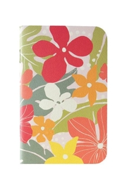 Bradley & Lily Garden Mini Notebook - Front cropped