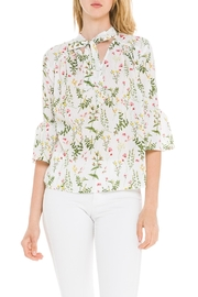 After Market Garden Party Blouse - Front cropped