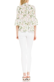 After Market Garden Party Blouse - Back cropped