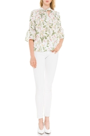 After Market Garden Party Blouse - Front full body