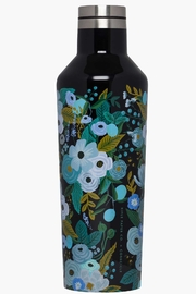 Rifle Paper Co.  Garden Party Blue Canteen - Product Mini Image