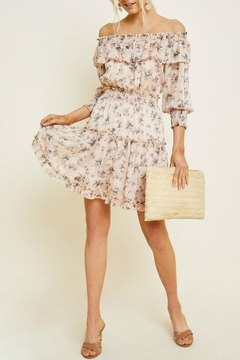 Hayden Los Angeles Garden Party Dress - Product List Image