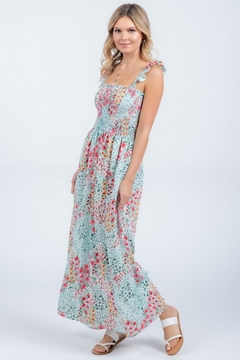 Everly Garden Party Maxi Dress - Product List Image