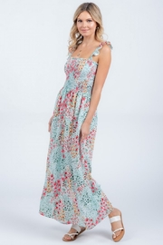 Everly Garden Party Maxi Dress - Product Mini Image