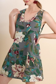 Umgee USA Garden Rose Dress - Product Mini Image