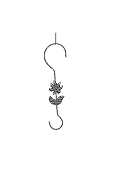 Shoptiques Product: Garden S-Hook Flower